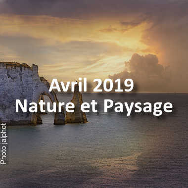 fotoduelo Avril 2019 - Nature et Paysage