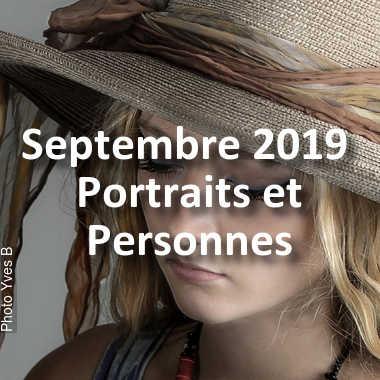 fotoduelo Septembre 2019 - Portraits et Personnes