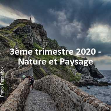 fotoduelo 3ème trimestre 2020 - Nature et Paysage