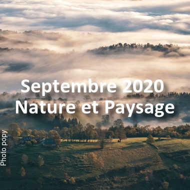 fotoduelo Septembre 2020 - Nature et Paysage