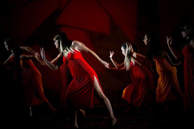 Concours Photo - Rouge - Danse jazz par Marc_1468