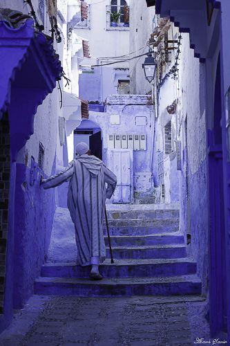Concours Photo - Bleu - Le bleu résiste au temps par Sam007