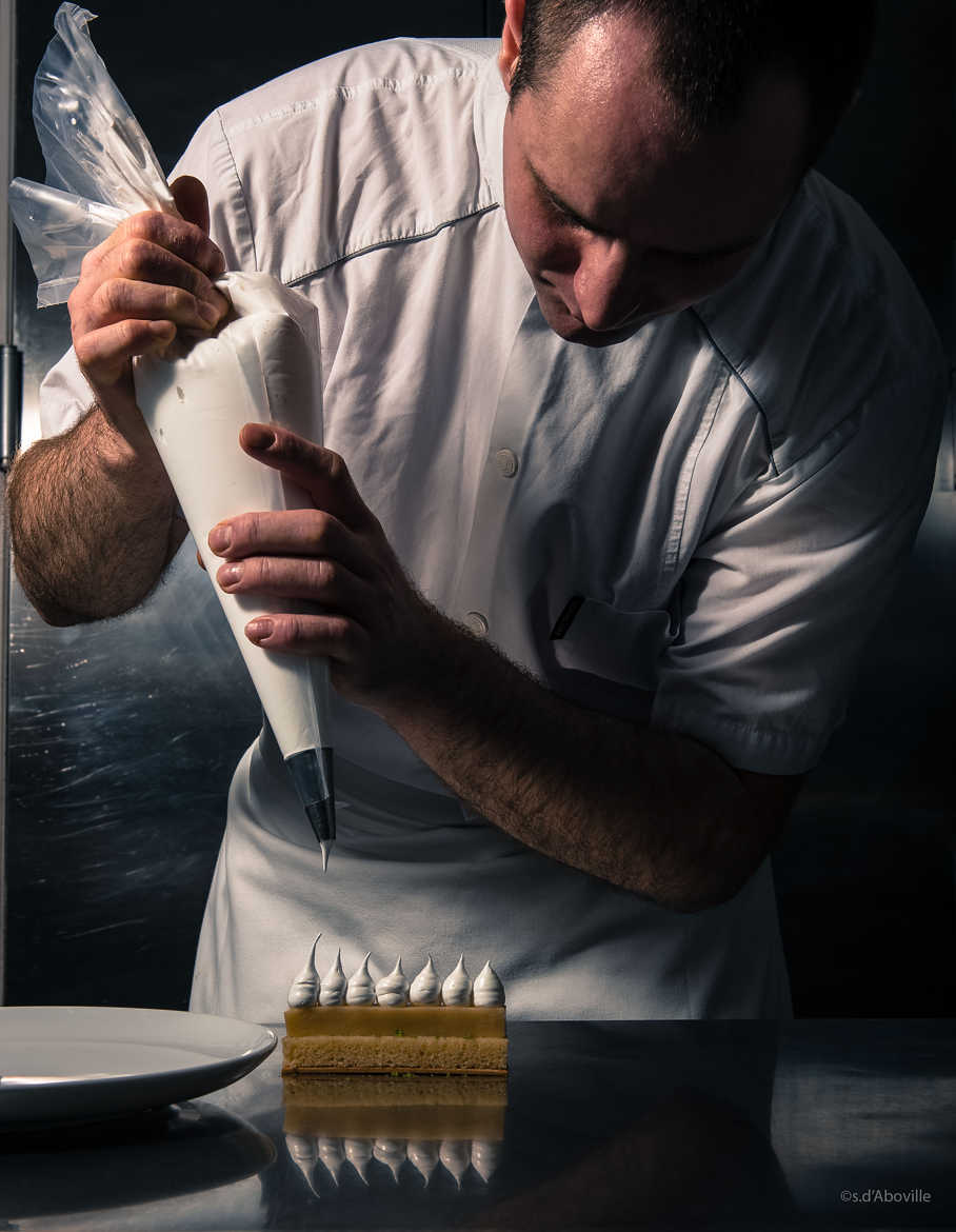 Concours Photo - Gastronomie - Concentration Du Patissier par staphane_sda