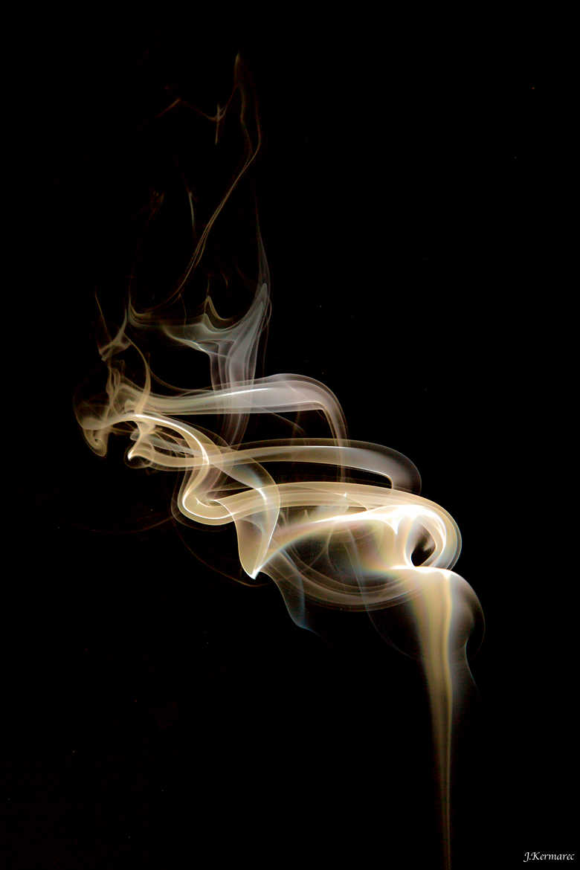 Concours Photo - Fumée - La spirale par kermarec