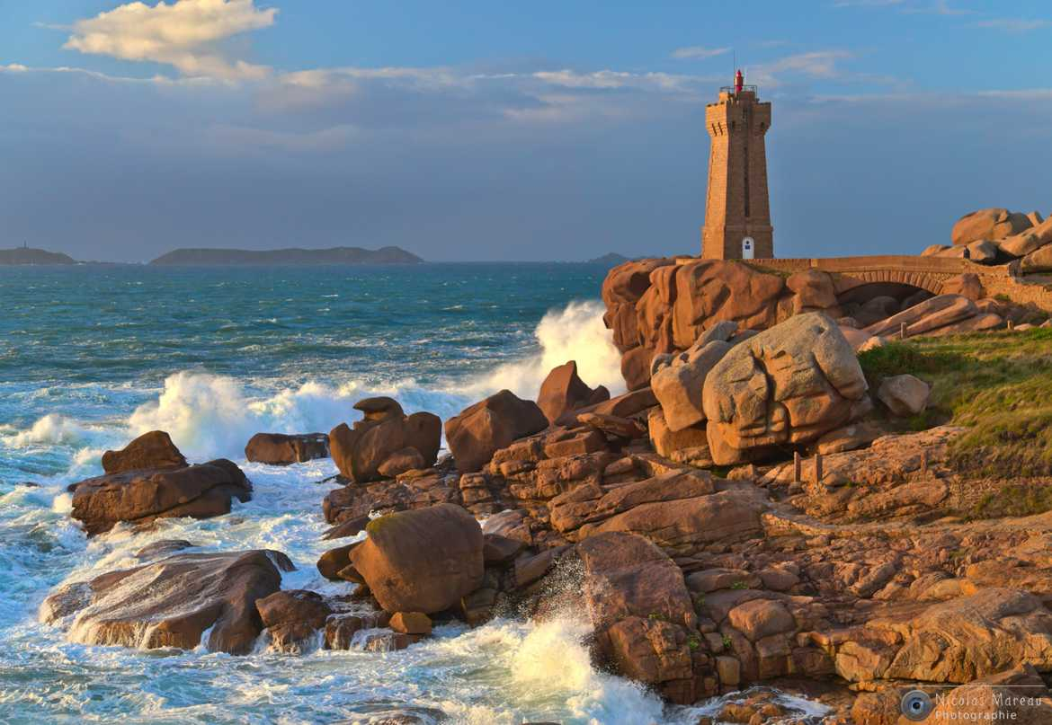 Phare de Men Ruz - Ploumanac'h