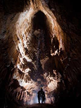 Ambiance souterraine