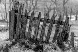 La vieille barrière