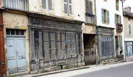 anciennes boutiques
