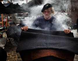Fumeur de harengs