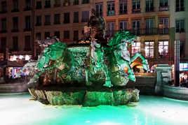 Fontaine Bartholdi