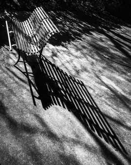L'ombre de lui-même