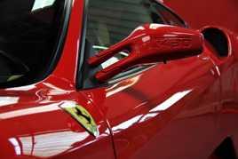 Rouge F430
