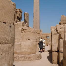 Chapi Chapo en Egypte