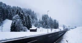 route hivernale
