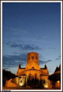 Eglise de semur en brionnais (71110)