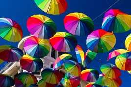 ombrelles urbaine