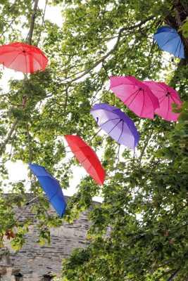 parapluie volant