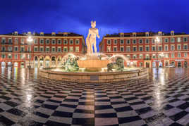 Fontaine du Soleil_Nice