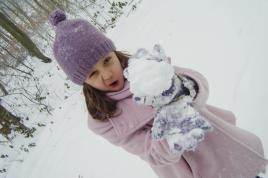 Jeu de neige