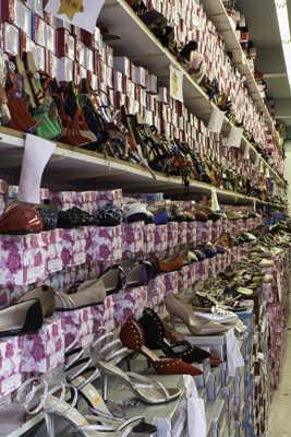 Il y aura bien une chaussure à votre pied ?