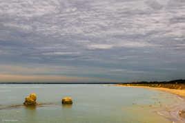 Penestin et la plage de la mine d'or
