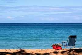 Entre chaise et mer
