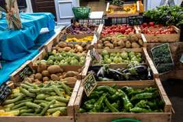 Etal légumes