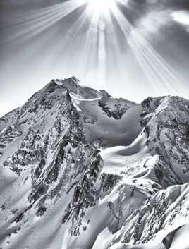 le Mt Pourri...dans la Vanoise!