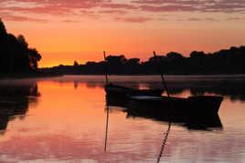Levé du jour sur la Loire