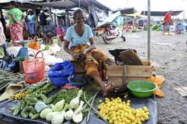 Marché Sri Lanka