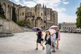 Japonaises en Avignon