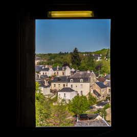 Fenêtre sur la ville