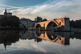Le pont Bénézet