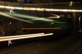 Envol du tram