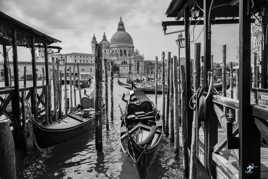 Regard sur Venise