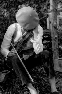 La petite violoniste