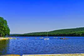 lac des vieille forge