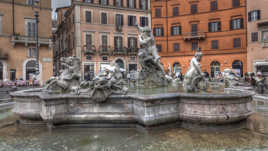 Fontaine place Navona