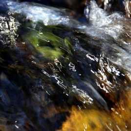 Quand l'eau devient abstraction