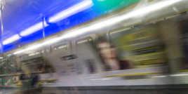 L'inconnue du métro