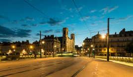 Besançon nocturne