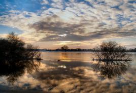 Inondations  hivernales