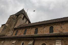Eglise XIè S. St-Genest de LAVARDUN