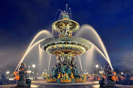 Fontaine maritime
