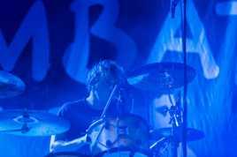 Daniel, Le batteur des WOMBATS