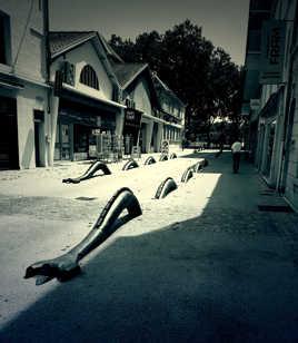 Serpents de rue