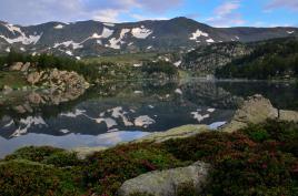 Lac des pyrenèes