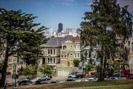 Les contrastes de San Francisco