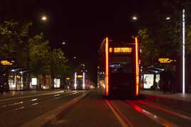 un petit TOURS de tram