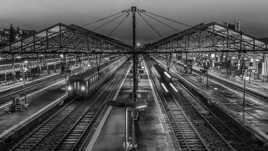 Gare de Brive la Gaillarde